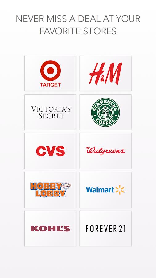 Coupons & Weekly Ads: Shopular - screenshot