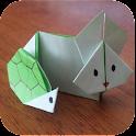 Unique Origami icon