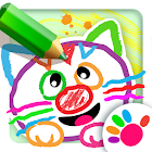 Drawing for Kids! Children Coloring Games Toddlers icon