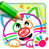 Drawing for Kids! Children Coloring Games Toddlers
