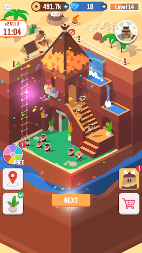 Idle Digging Tycoon 1.1.8 screenshots 3