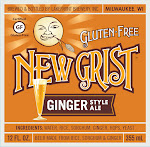 Logo of Lakefront New Grist Ginger