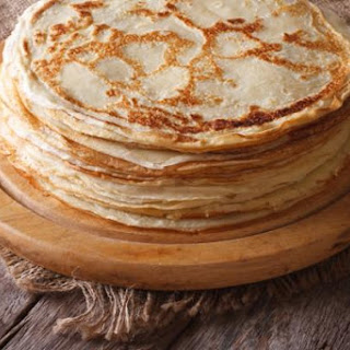 Pancakes With Water Recipes