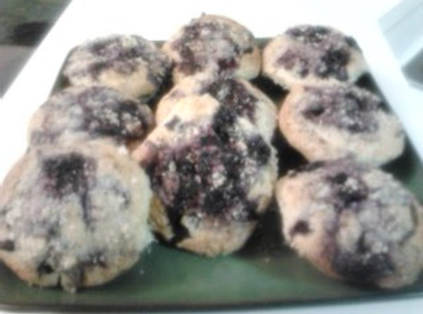 Fresh Blueberry Muffins Recipe