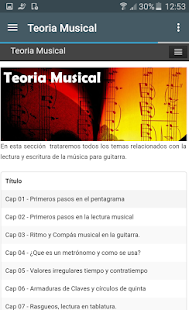 Curso de Guitarra Gratis- screenshot thumbnail