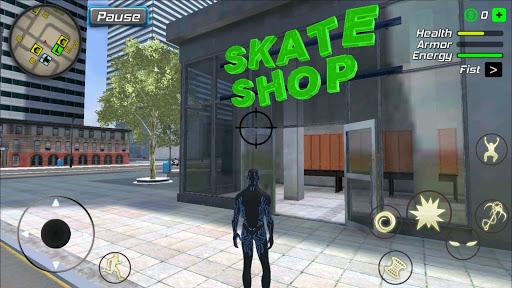 Black Hole Hero : Vice Vegas Rope Mafia 1.0.3 screenshots 14