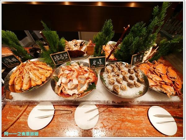 台北文華東方酒店buffet 文華café 晚餐饗吃吧~螃蟹小龍蝦吃到飽,神秘火焰甜點