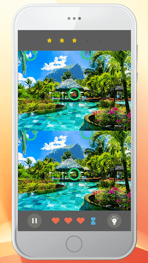 Find the Differences 500 levels game (apk) free download for Android/PC/Windows screenshot