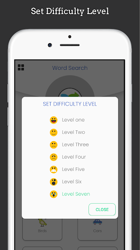 Word Search Puzzle Game screenshot 4