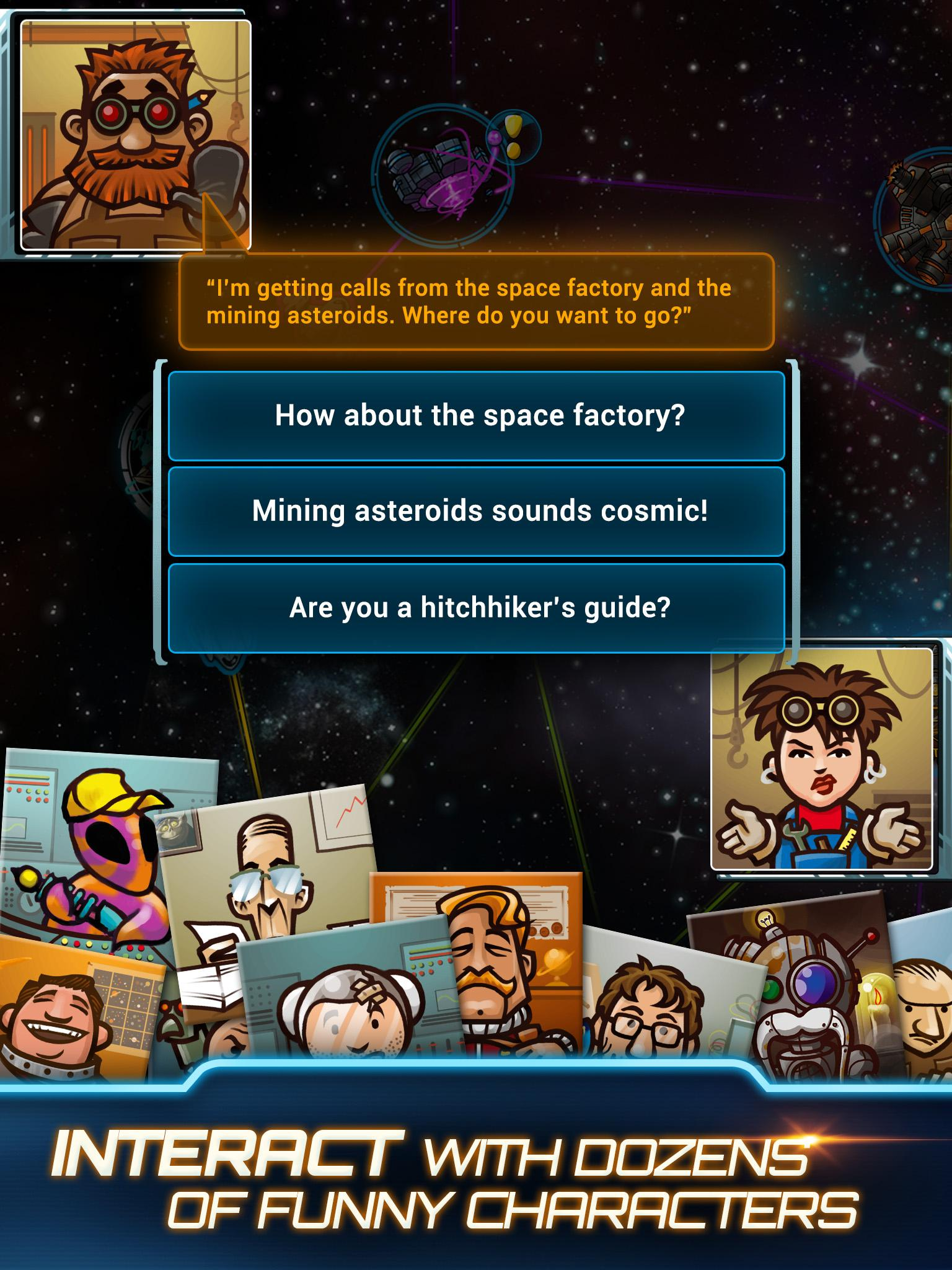 Galaxy Trucker screenshot #10