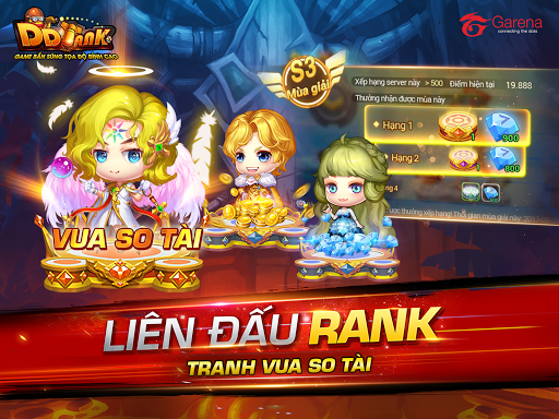 Garena DDTank for PC