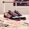 zx 1000 pam pam clear brown / trace pink / core black