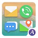 Graceful ABC Launcher Theme icon
