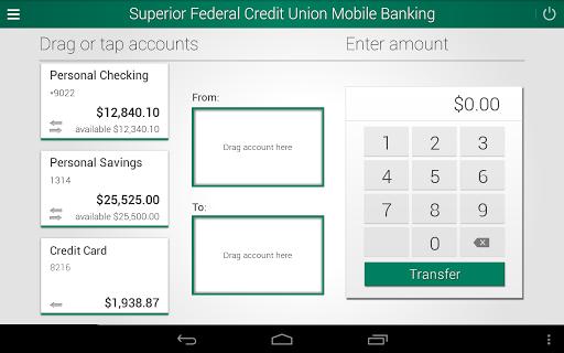 財經必備APP下載 Superior Federal Credit Union 好玩app不花錢 綠色工廠好玩App