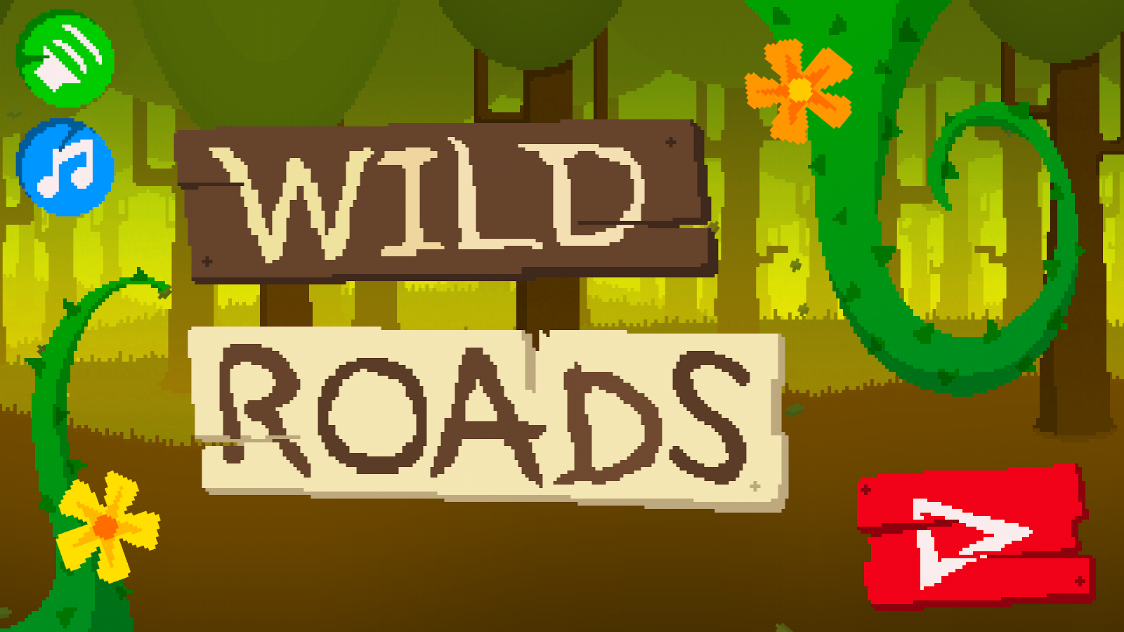 Wild Roads- screenshot