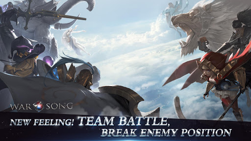 War Song- A 5vs5 MOBA Anywhere Anytime  screenshots 1