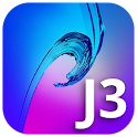 J3 Live Wallpaper icon