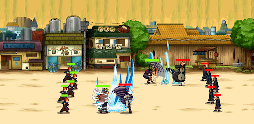 League of Ninja: Moba Battle - Apps on Google Play
