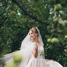 Wedding photographer Lena Zaryanova (Zaryanova). Photo of 26.09.2017