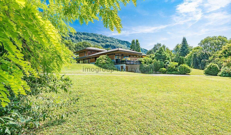 Maison avec terrasse Thyez