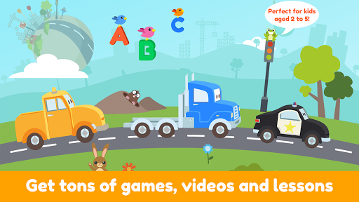 Car City World: Little Kids Play Watch TV & Learn 1.2.0 screenshots 11