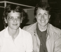 Photo: With Zola Budd