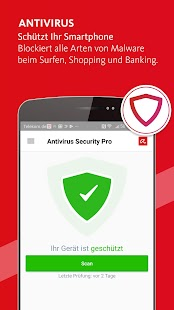 Avira Antivirus Security 2019-Antivirus & AppLock Screenshot