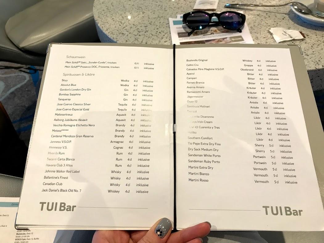 Попытка номер два или круиз на TUI Mein Schiff 4 по Канарам