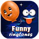 Cool Funny Ringtones Alarm Free  2020 - Androidアプリ