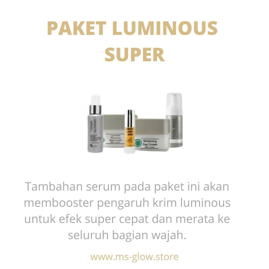 Paket Luminous Super