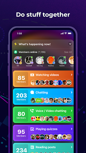 Amino: Communities and Chats screenshot 4