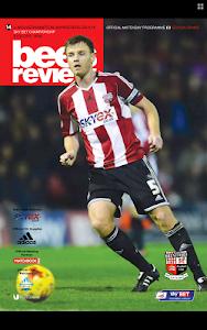 Brentford FC programmes screenshot 8