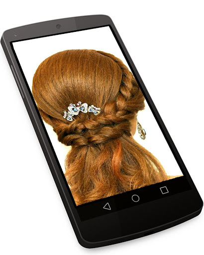 Hairstyle Changer for Girl - Images and Videos 2.9.195 screenshots 3