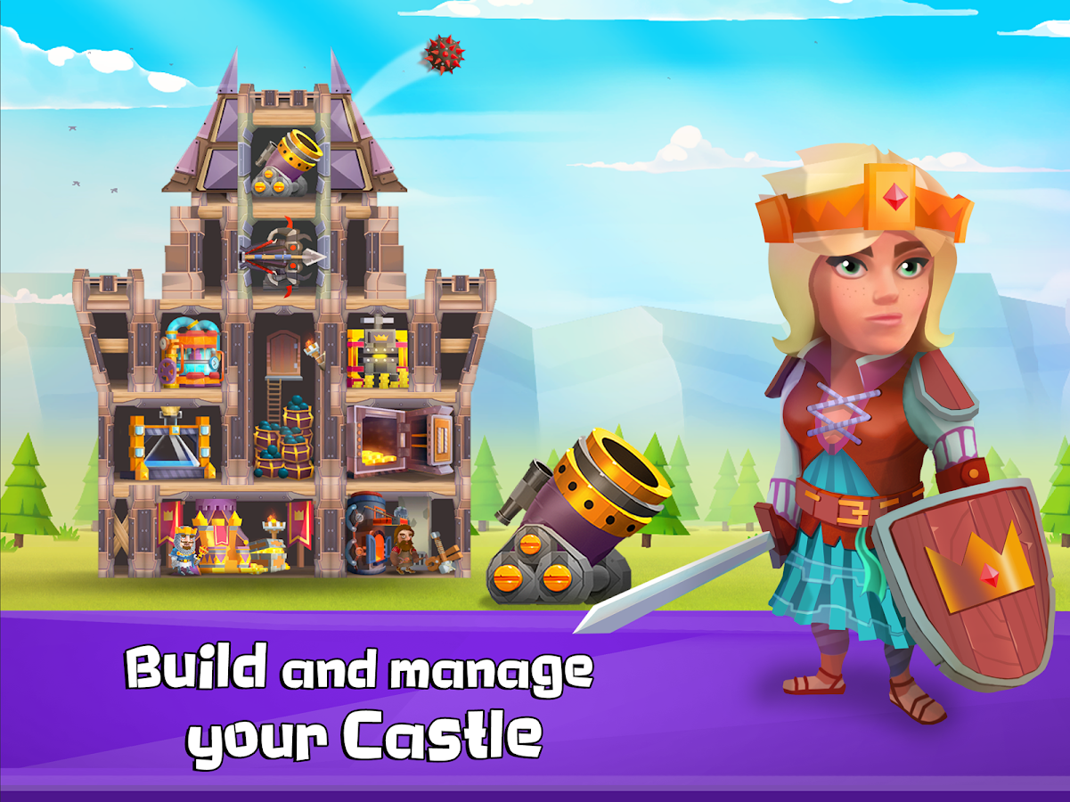 Castle Revenge- screenshot