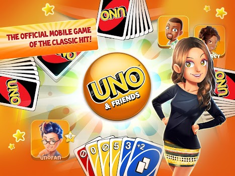 UNO ™ and Friends
