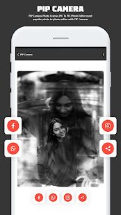 Download PIP Camera - Photo Editor For PC Windows and Mac apk screenshot 7