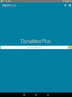 DynaMed Plus- screenshot thumbnail