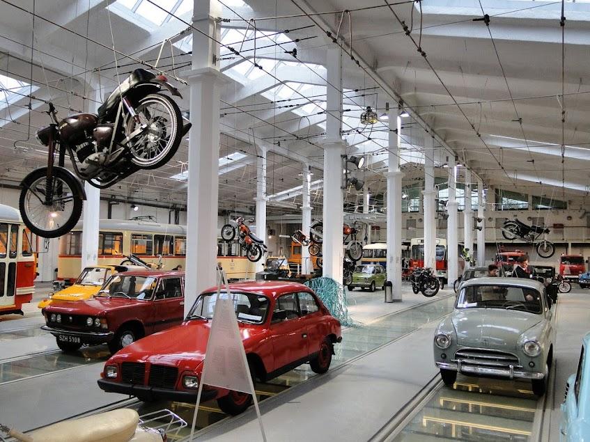 Muzeum techniki i komunikacja Szczecin