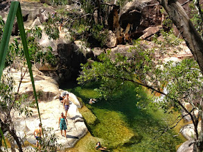 Photo: Big Crystal creek Near Cairns Qld Australia