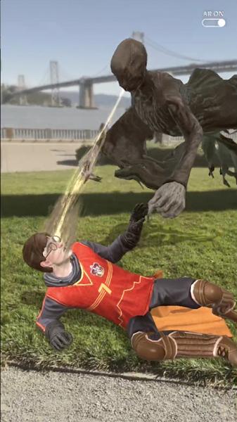 Harry Potter: Wizards Unite Screenshot Image