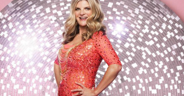 Susannah Constantine cut hair off after Strictly axe