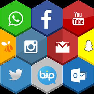 All Social Media In One