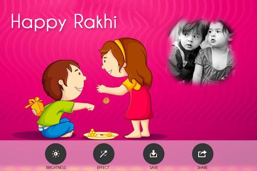 Rakhi Photo Frames - Raksha Bandhan 2017 1.0 screenshots 4