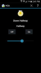 Home Control Assistant Client- screenshot thumbnail