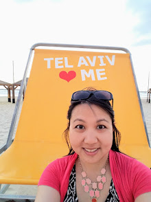 Travel Tuesday, walking in Jaffa and Tel Aviv in Israel