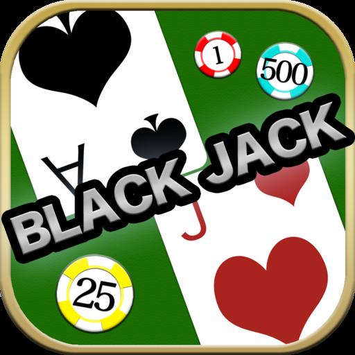 どこでもブラックジャック(カジノ・トランプゲーム) 博奕 App LOGO-硬是要APP
