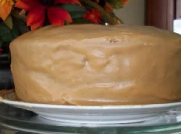 Carmel Bundt Cake