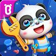 Little Panda  Repairs Toys