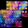 Multicolor Emoji Keyboard Skin