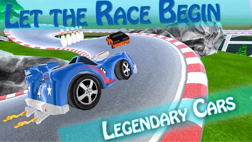 Cartoon Mighty Cars Stunt Racing kids Games 2019
